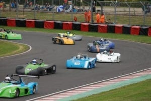 Castle combe sprint race