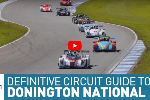 Donington Park: The Definitive Circuit Guide