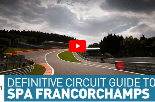 Spa Francorchamps: The Definitive Circuit Guide