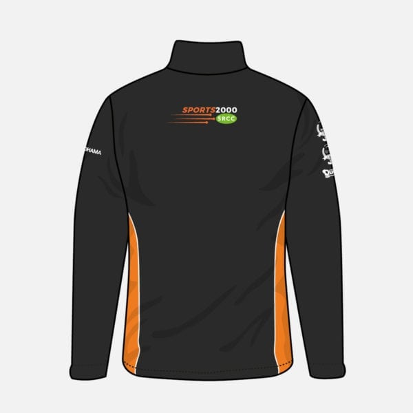 SRCC Premium Jacket Back