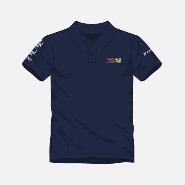 SRCC Embroidered Polo Shirt