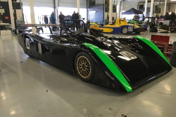 Rare 2003 Carbir CS2 – Duratec (Class B) Sports 2000. Recent rebuild and complete with spare bodywork and engine - £29,995