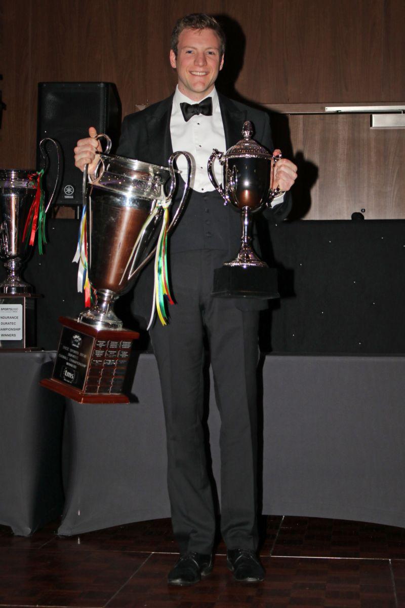 Tom Stoten - 2018 Duratec Champion