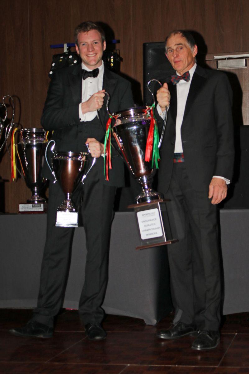 Tom Stoten - 2018 Duratec Enduro Champion