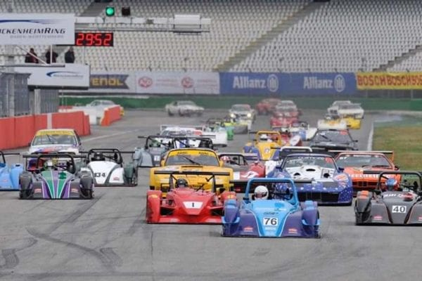 Hockenheim results are now available