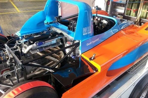 MCR Race Car - £35000
